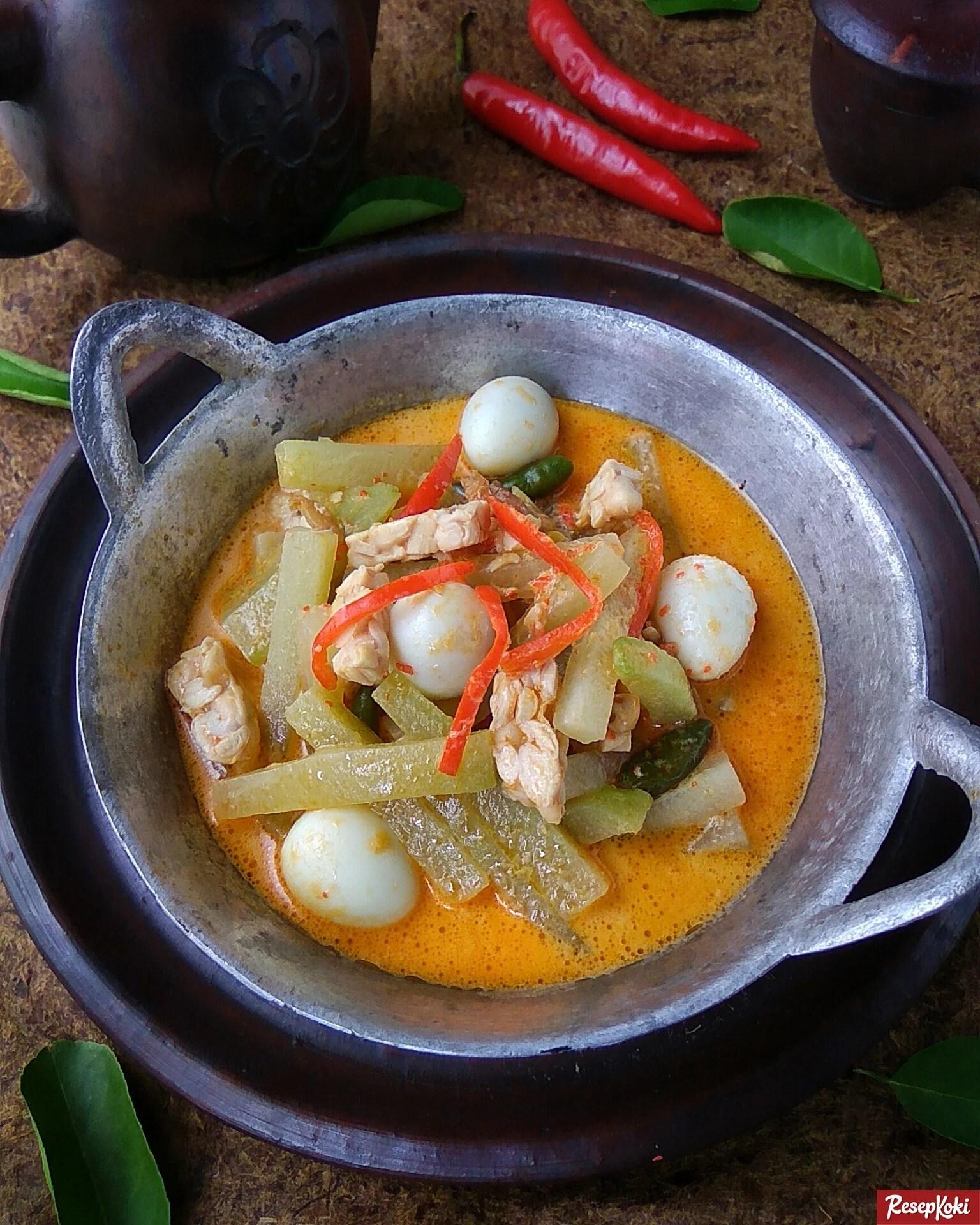 Resep Sayur Labu Siam Tanpa Santan : resep, sayur, tanpa, santan, Tumis, Telur, Puyuh, Istimewa, Praktis, Resep, ResepKoki