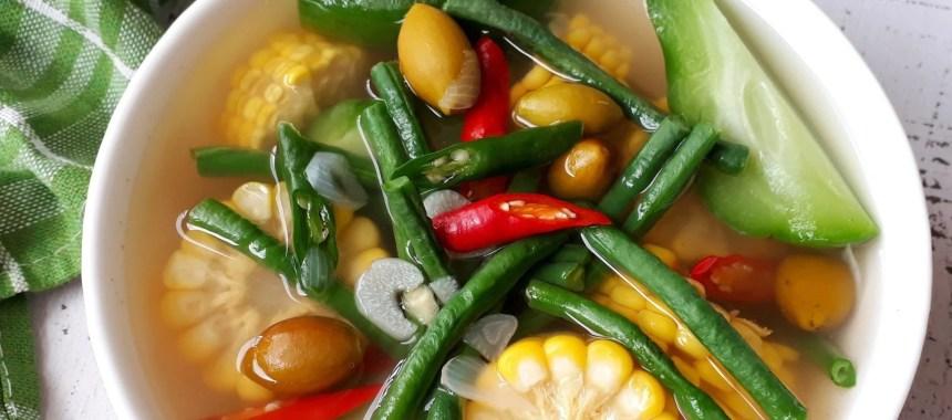 Resep Sayur Asem Jawa Tengah