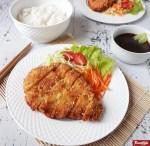 Cara Membuat Chicken Katsu