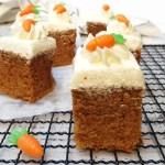 Resep Carrot Cake