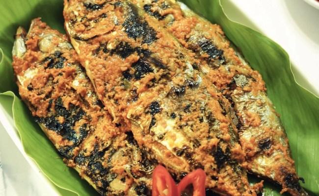 resepkuini makanan ikan kakap bakar khas padang lezat resep Resepi Ikan Asam Pedas Aceh Enak dan Mudah
