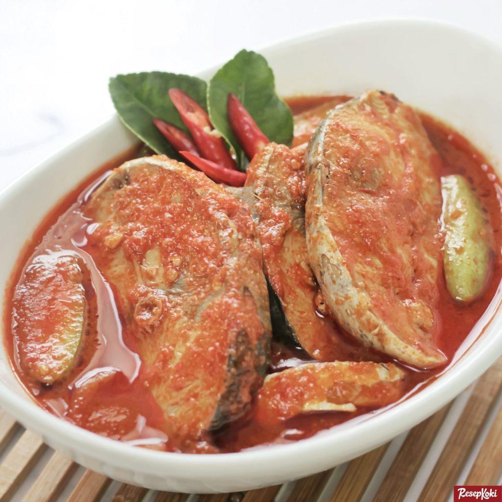 Asam Padeh Ikan Tongkol Segar Istimewa Praktis  Resep