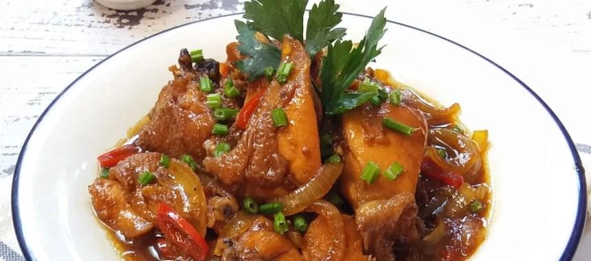 Resep Ayam Saus Tiram