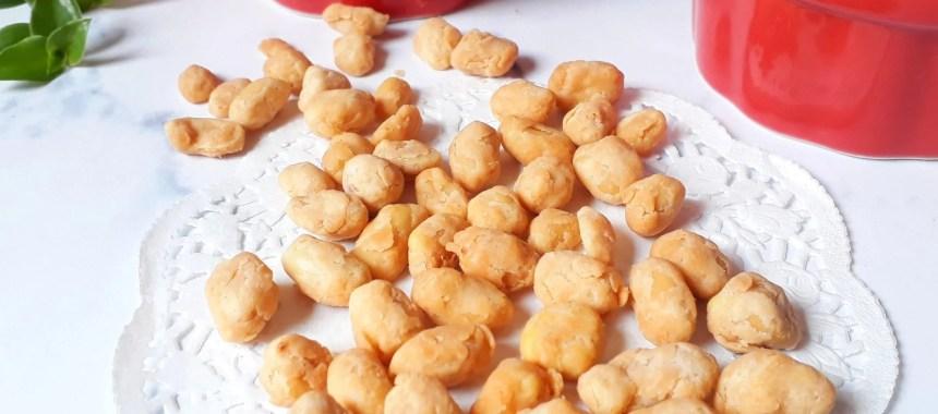 Kacang Telur Gurih Manis Renyah Praktis Murah