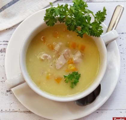 cream soup ayam gurih