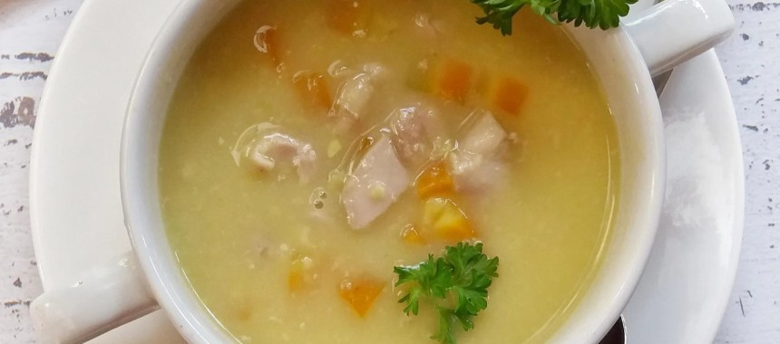 Resep Cream Soup Ayam