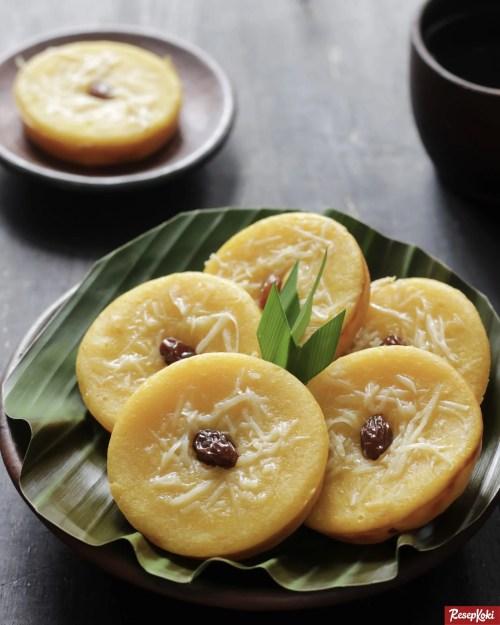 Gambar Hasil Membuat Resep Kue Lumpur Labu Kuning