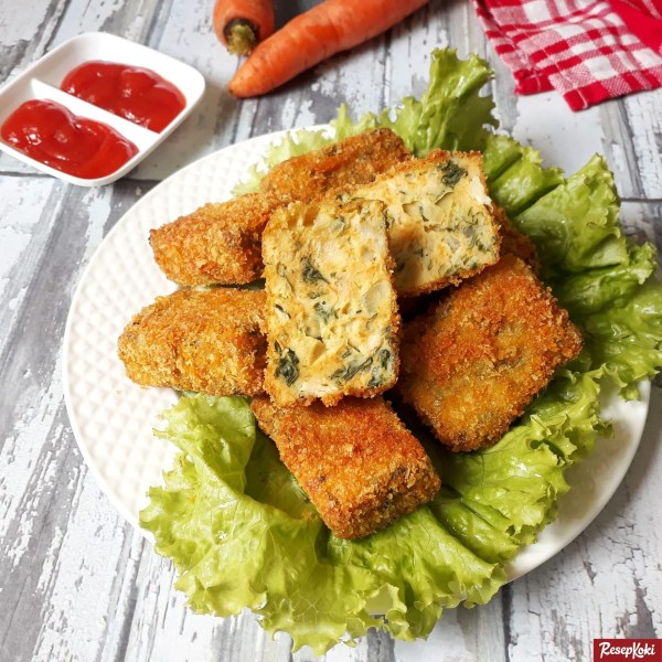 Nugget sayur sehat
