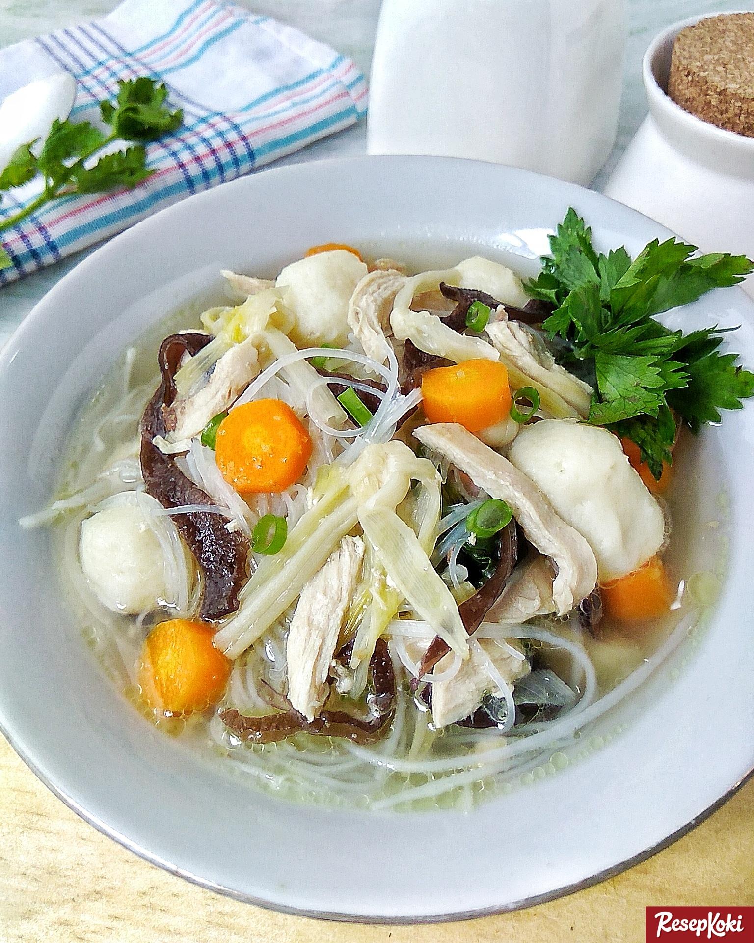 Bumbu resep sayur sop sederhana nikmat » RESEP MASAKAN