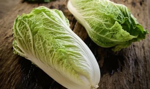 6 Masakan Lezat Berbahan Sawi Putih