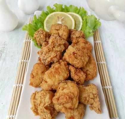 Ayam Karage Krispi