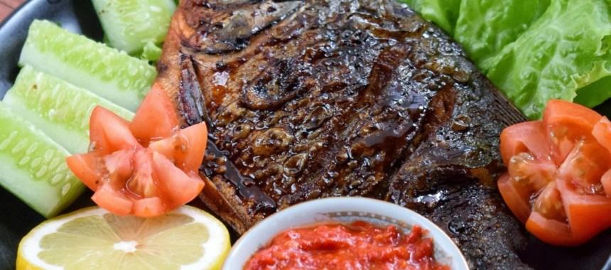 6 Hidangan Lezat Ikan Bawal