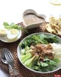 10 Aneka Pecel Sayur khas Indonesia