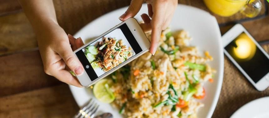6 Tips & Trik Foto Makanan Dengan Smartphone Untuk Pemula