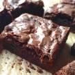 Tips Membuat Shiny Crust Brownies Panggang