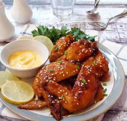 Spicy chicken wings legit