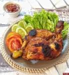 Cara Membuat Ayam Bakar Bumbu Bali yang Lezat, Berempah, & Praktis