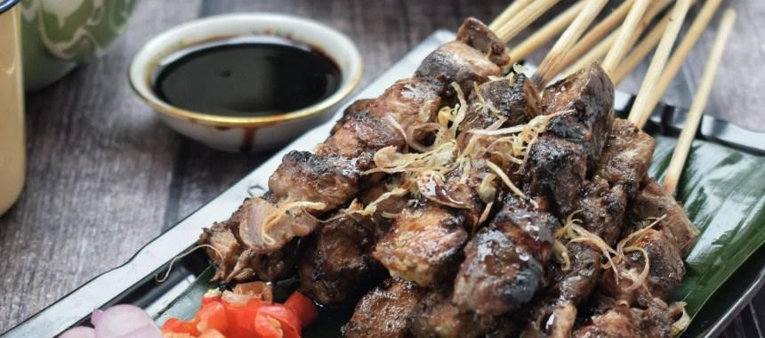 Resep Sate Ikan Tongkol