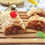 Resep Apple Strudel