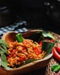 Resep Ayam Suwir Pedas Bali