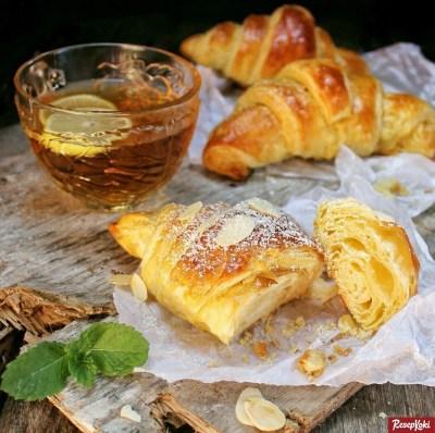 Gambar Hasil Membuat Resep Croissant