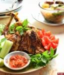 Resep Ayam Bakar Bumbu Kuning