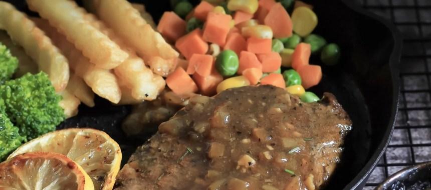 Hanya 5 menit untuk 5 Saus Steak yang Enak dan Simpel Ini!