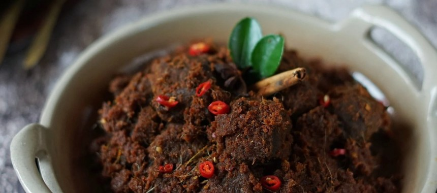 Resep Rendang Daging Sapi Padang