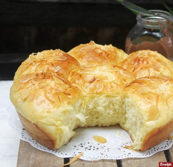soft bread empuk