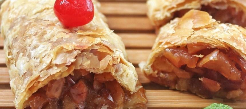 6 Macam Kue Lezat dengan Bahan Dasar Puff Pastry