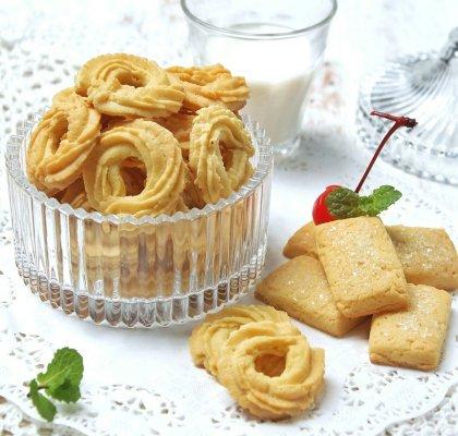 butter cookies wangi