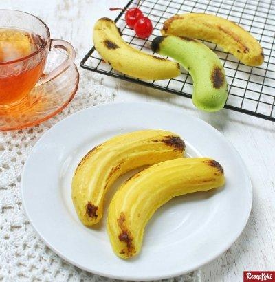 Gambar Hasil Membuat Resep Tokyo Banana