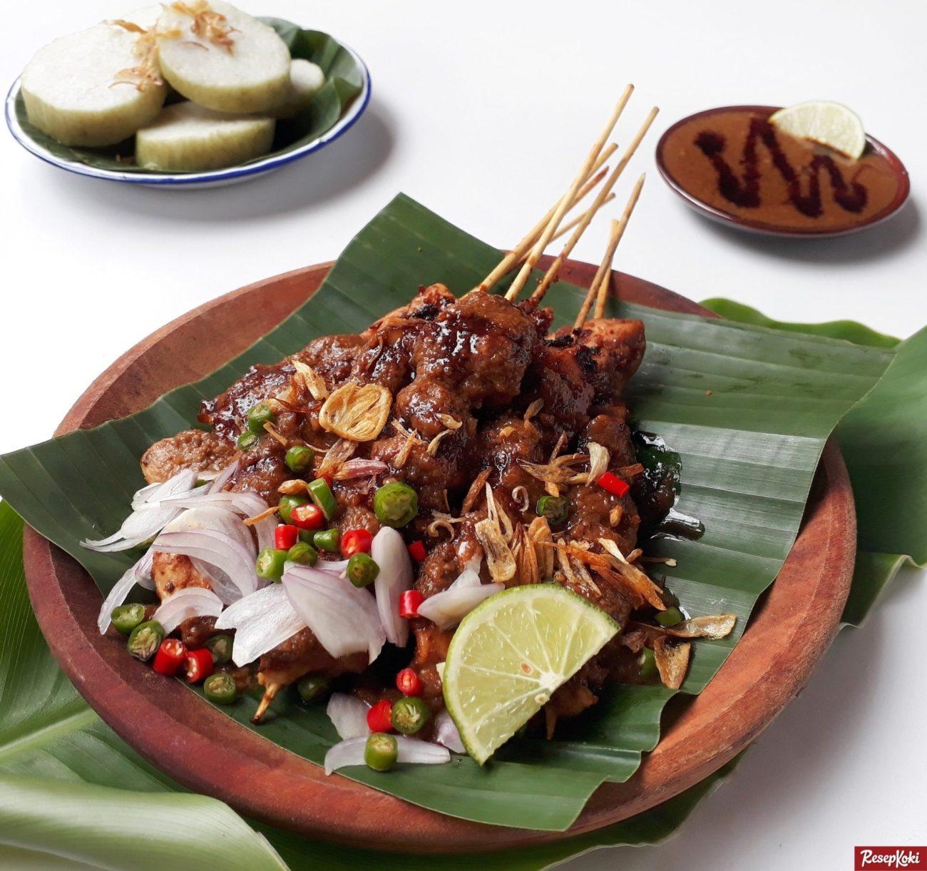 Sate Ayam Madura Lengkap Dan Praktis Resep Resepkoki