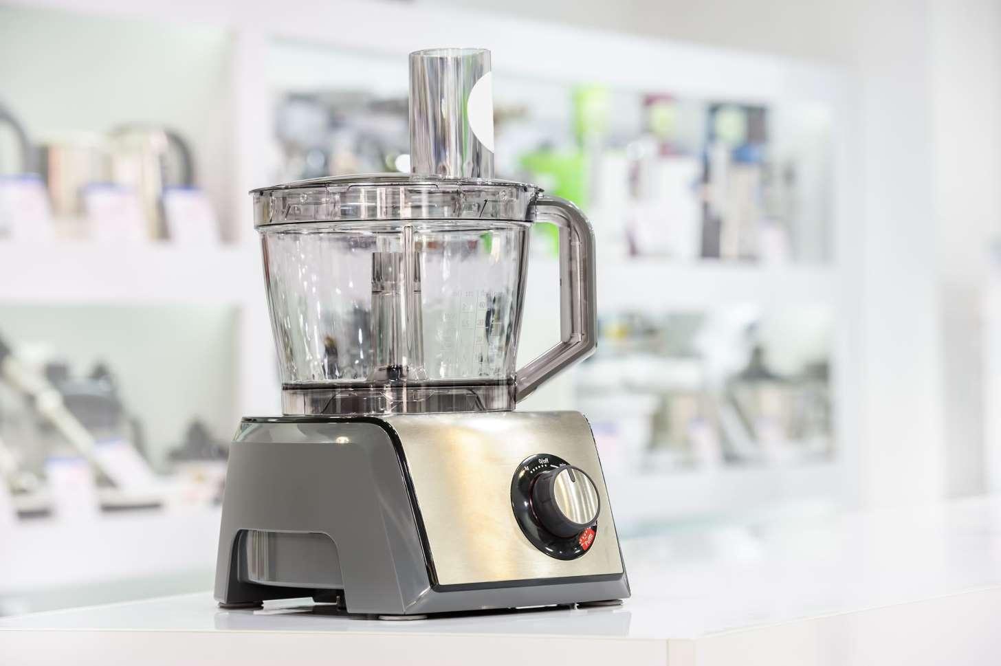 Food Processor Cara Kerja Jenis Kelebihan Kekurangan Blender Vienta