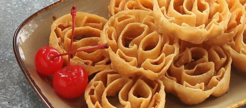 7 Tips Membuat Kue Kembang Goyang yang Renyah & Berbentuk Cantik