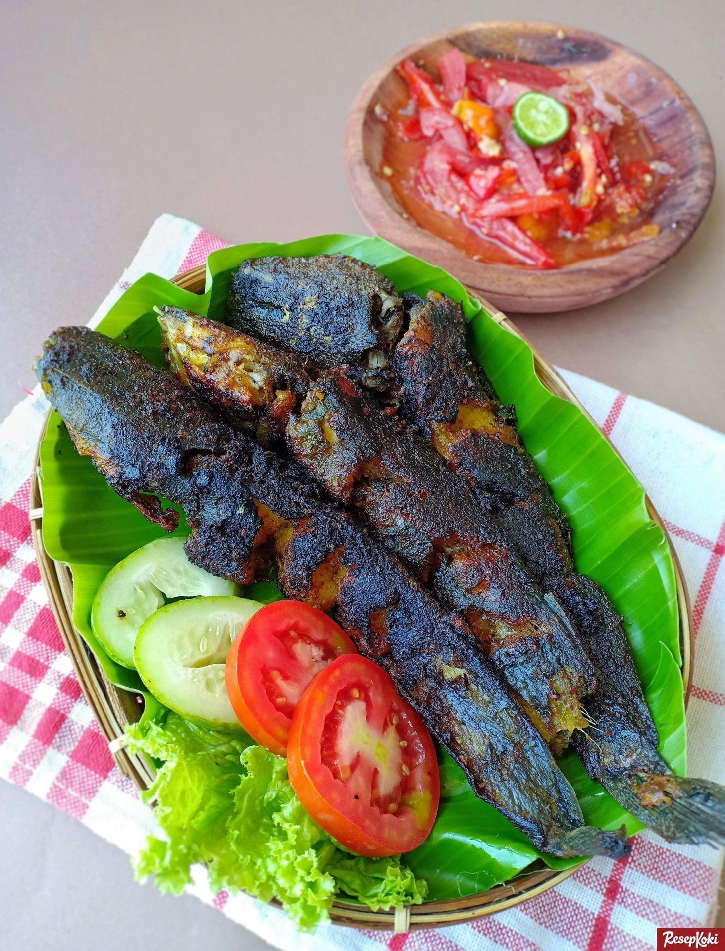 Ikan Lele Bakar Gurih Dan Lezat Resep Resepkoki