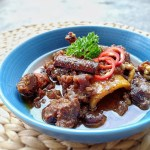 Resep Rabeg Daging Sapi