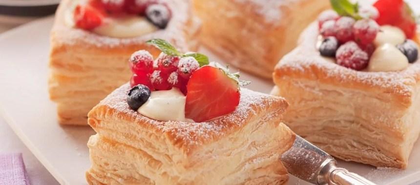 Kenali Jenis-Jenis Pastry