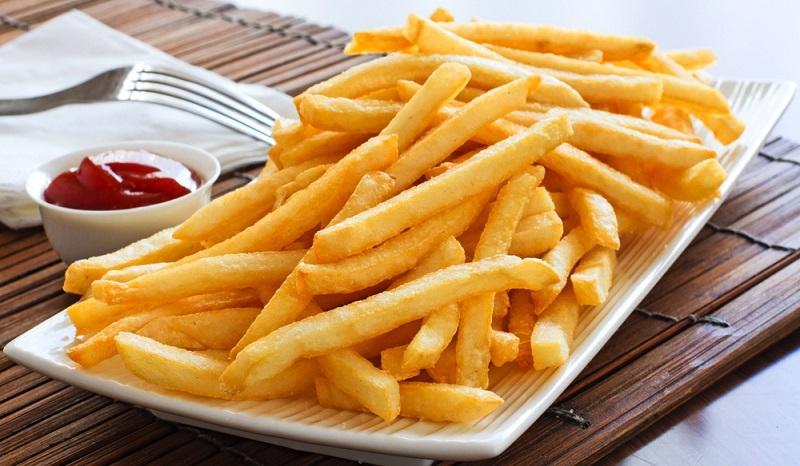 Hasil gambar untuk Standar-Cut Fries