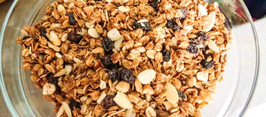 Mengenal Granola, Manfaat dan Ragam Cara Konsumsinya