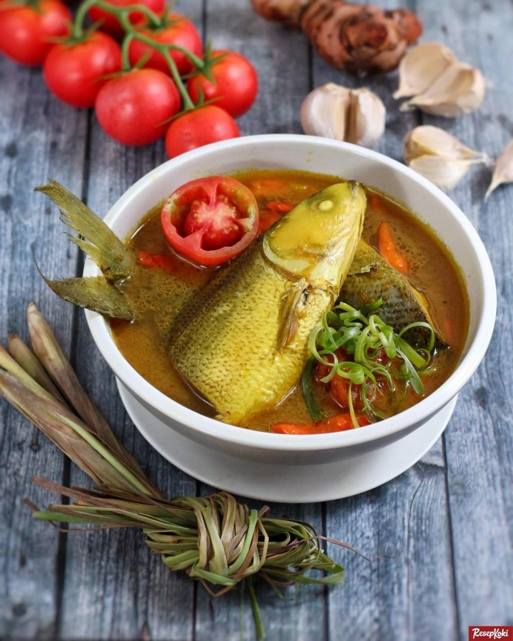 Pindang Ikan Bandeng Mudah Dan Lezat Resep Resepkoki