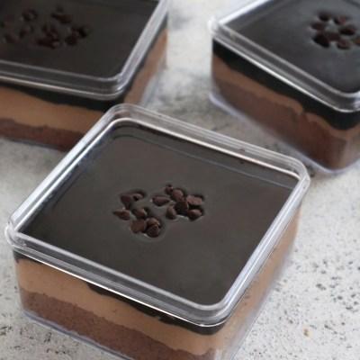 dessert box coklat manis