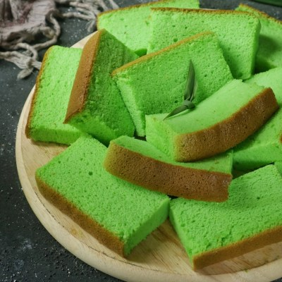 Kue ogura pandan wangi