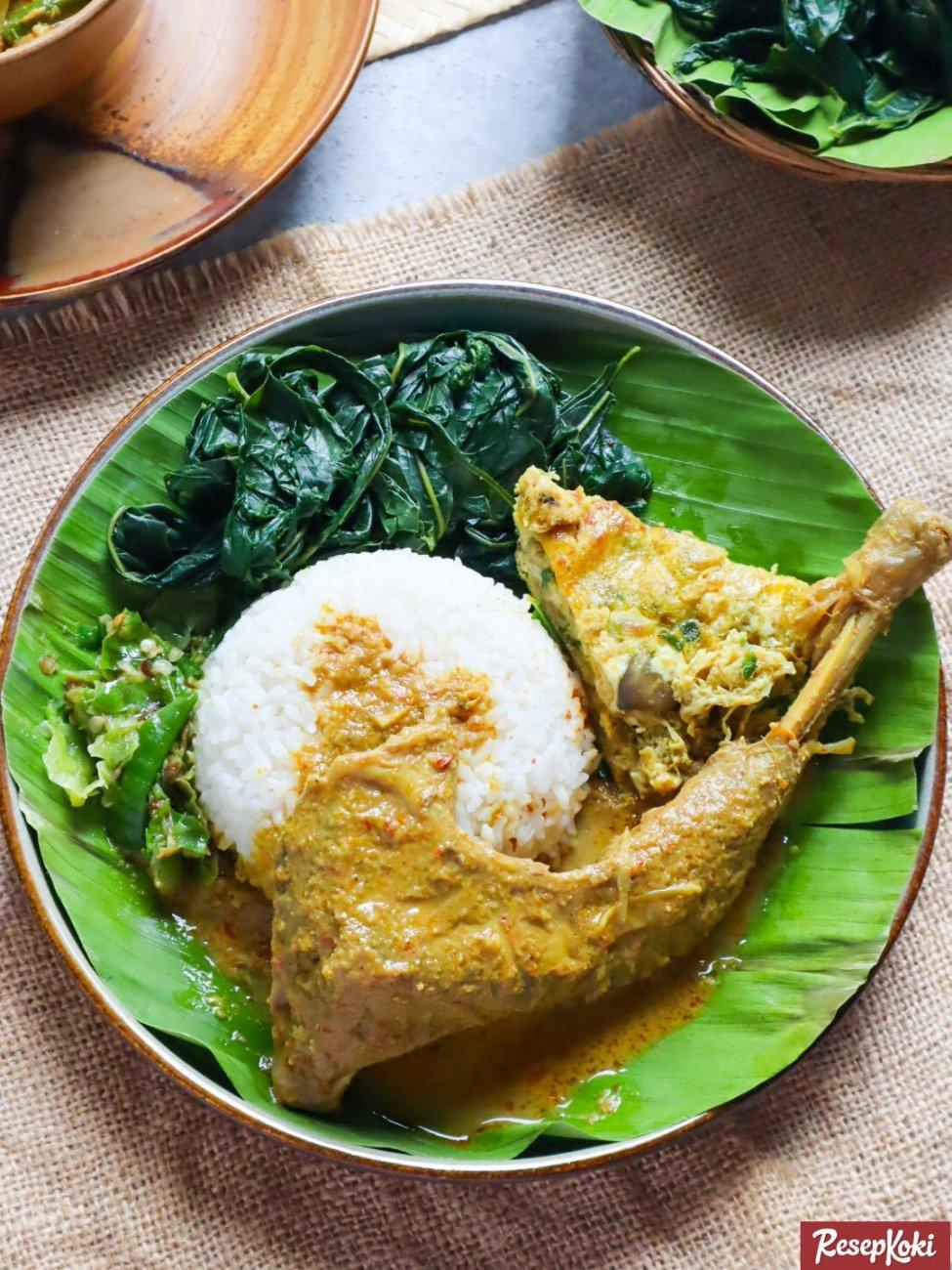 Resep Nasi Padang