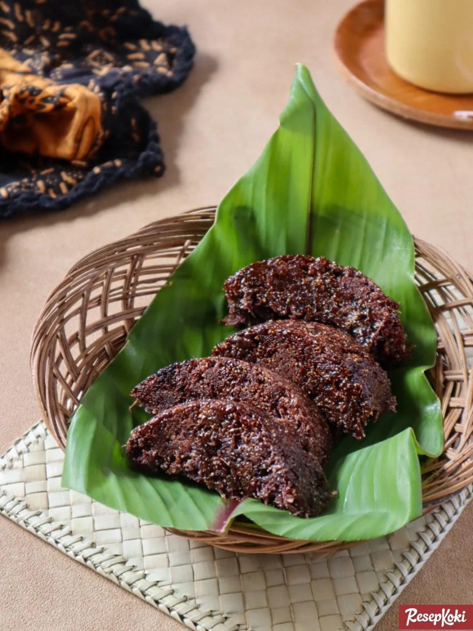 Resep Kue Dange