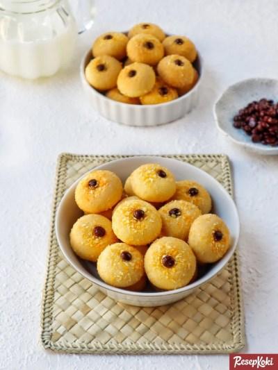 Gambar Hasil Membuat Resep Kue Janda Genit