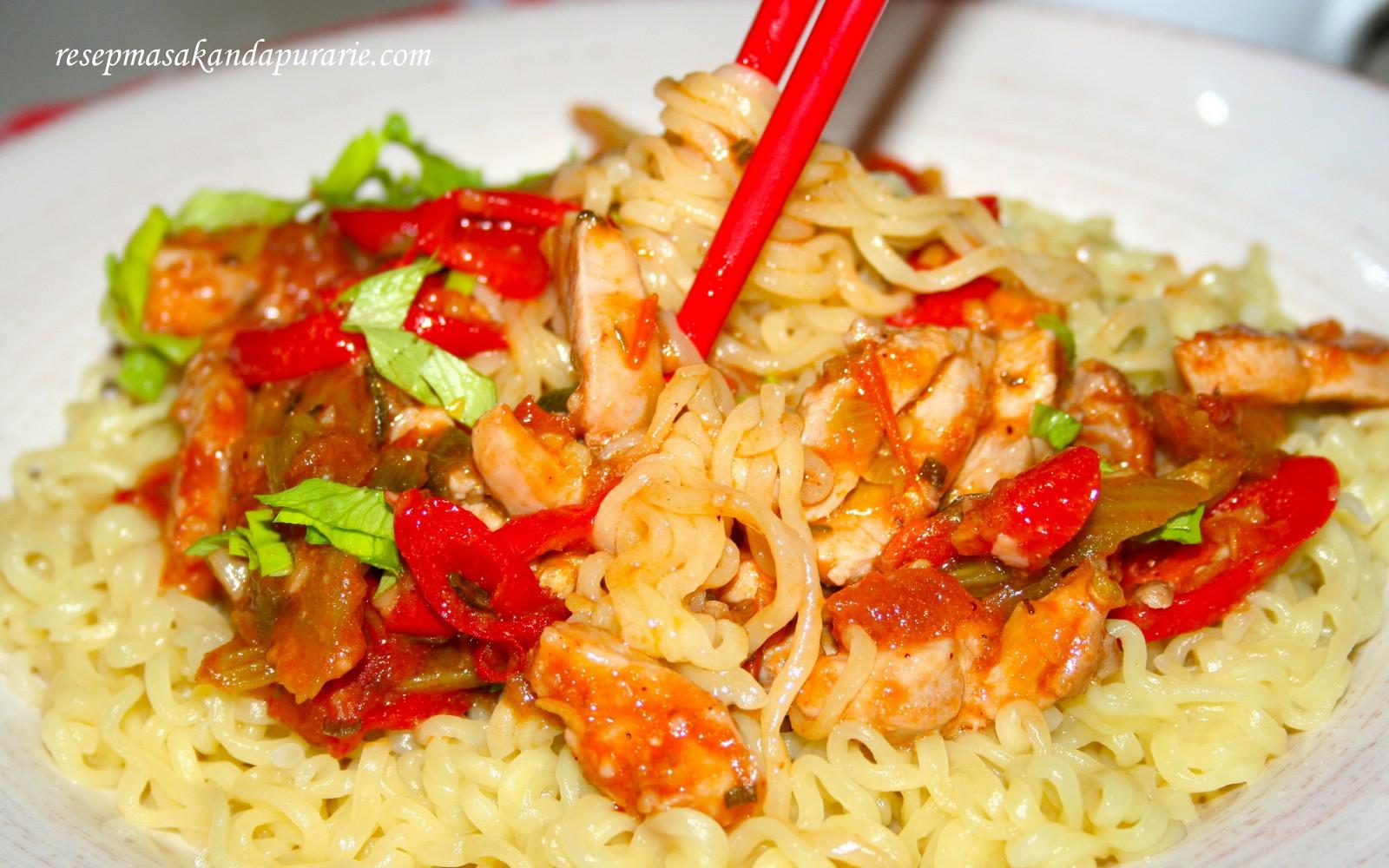 resep  membuat tumis ayam enak  mudah resep masakan dapur arie Resepi Daging Kambing Cincang Enak dan Mudah
