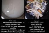 Cara Mudah Membuat Kaldu Ceker Ayam