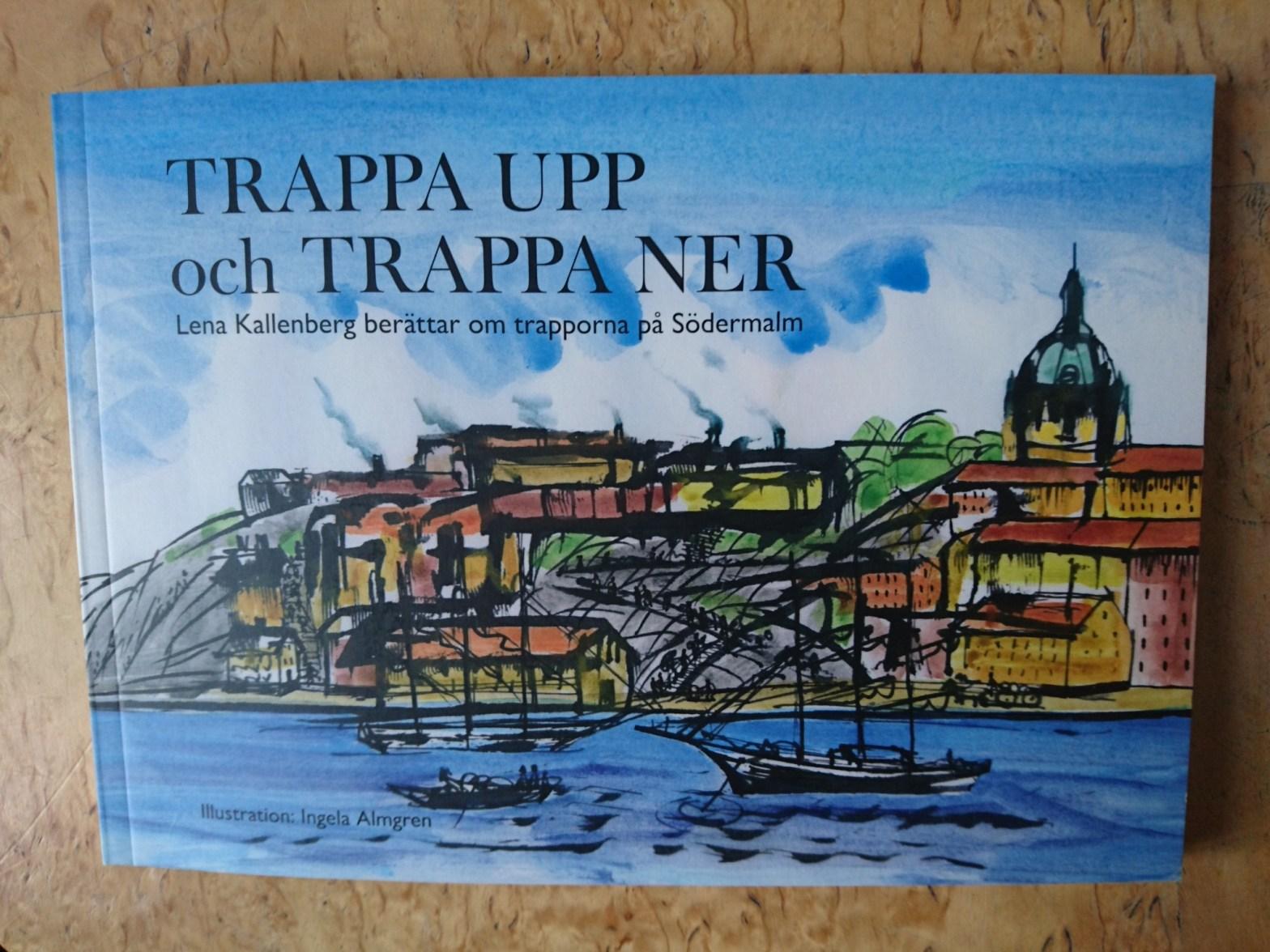 Bokomslag Trappa upp och trappa ner