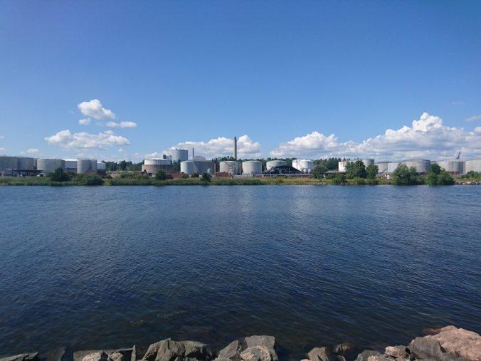 Lindökanalen Norrköping